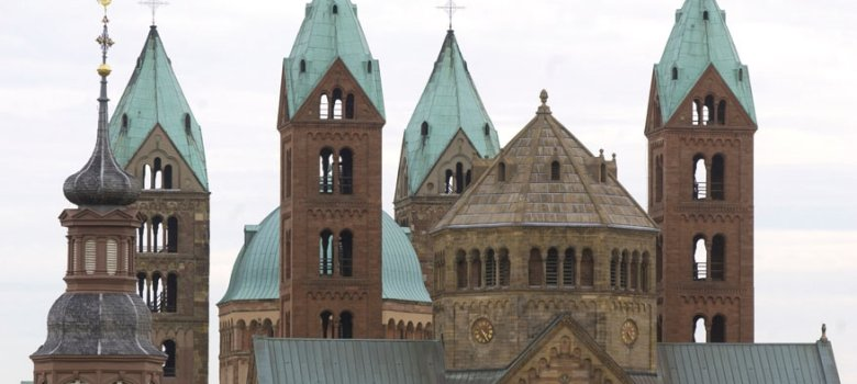 Imperial cathedral of Speyer
