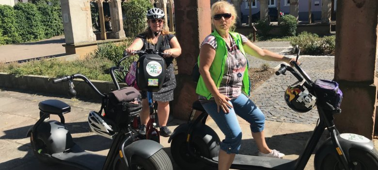 E-Scooter Tour