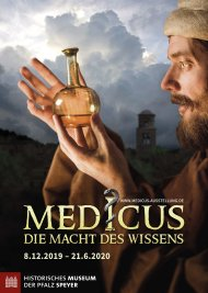 "Exhibition poster ""Medicus"""